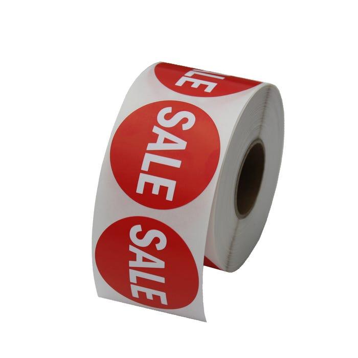 """Sale Labels 1.5"""""""