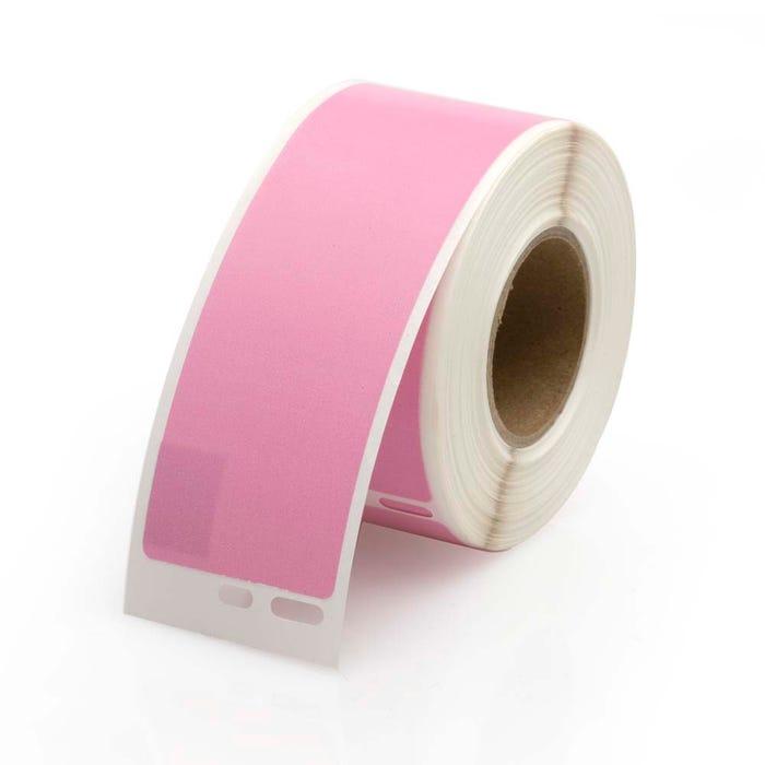 Seiko Compatible LV-SLP-1PLB Pink Address Labels