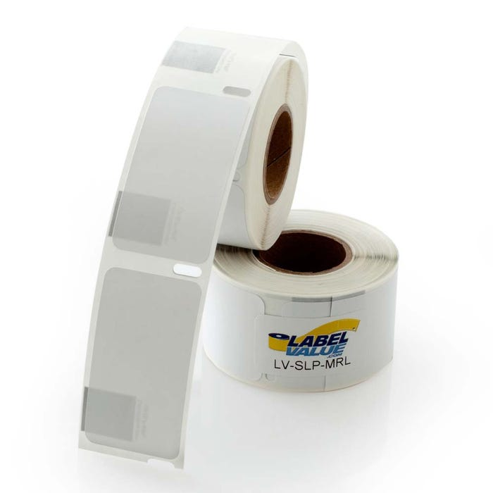 Seiko Compatible LV-SLP-MRLC Clear Multipurpose Labels