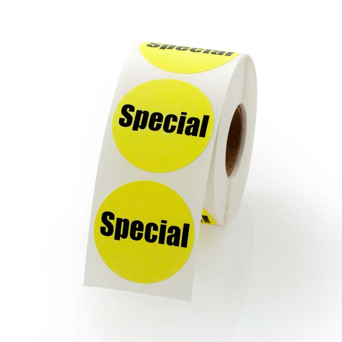 """""""Special"""" Labels 1.5"""""""