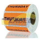 """Thursday Inventory Labels 2"""" x 1"""""""