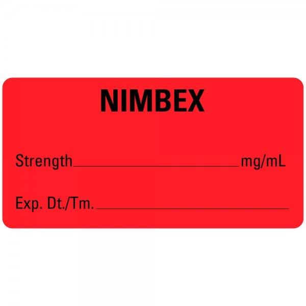 NIMEX Medical Labels