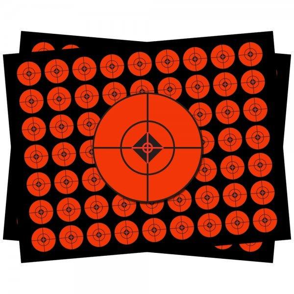 "Self-Adhesive Target Spots 1"" 6300 Targets"
