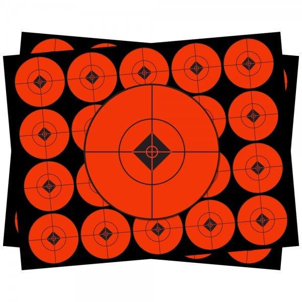 "Self-Adhesive Target Spots 2"" 200 Targets"