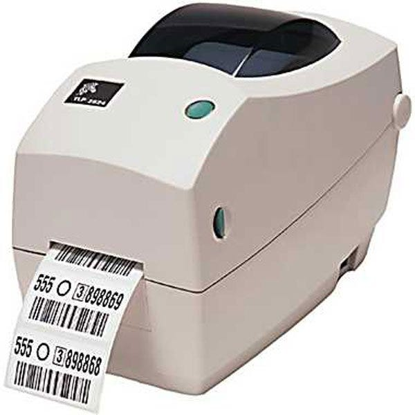 Zebra TLP 2824 Plus Label Printer 282P101112-000