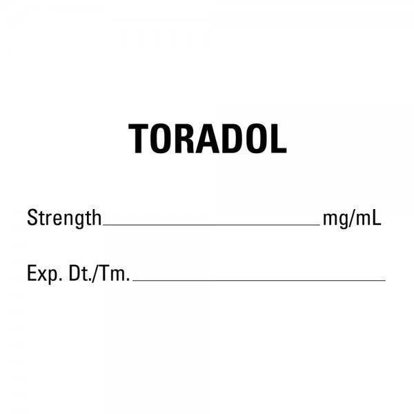 TORADOL Medical Labels