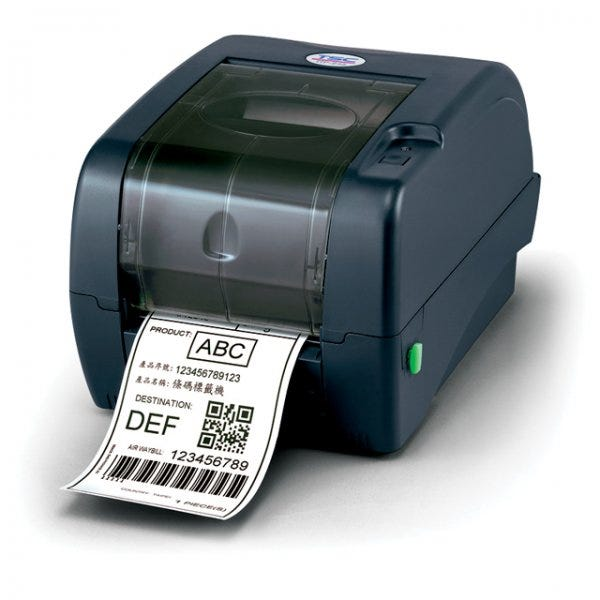 TSC TTP-247 Thermal Transfer Label Printer 99-125A013-00LF