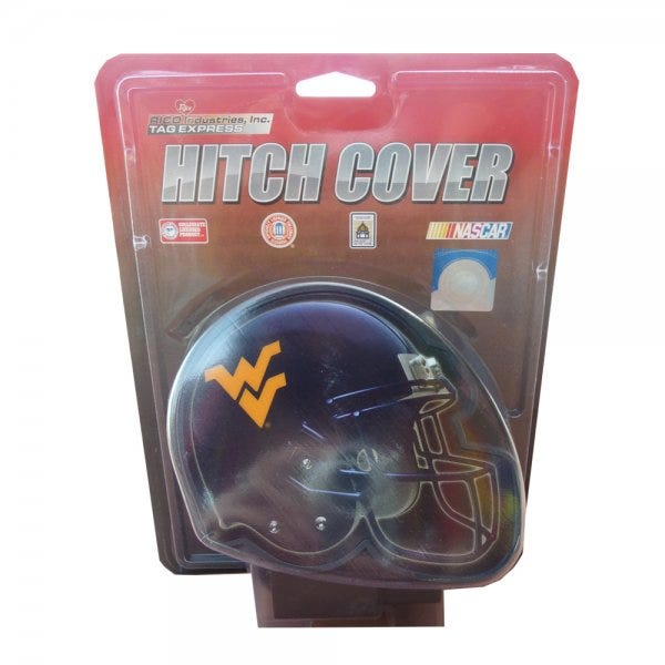 Trailer Hitch Covers - Team Helmets