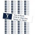 Yale University Custom Return Address Labels