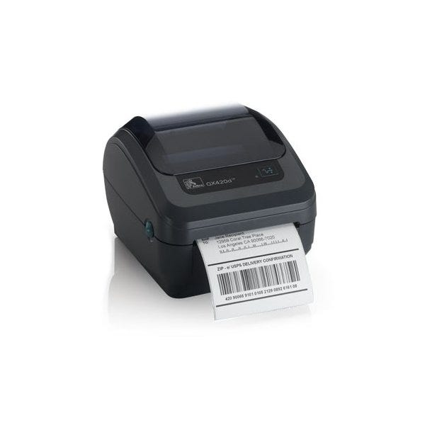 Zebra GK420d Label Printer GK42-202511-000