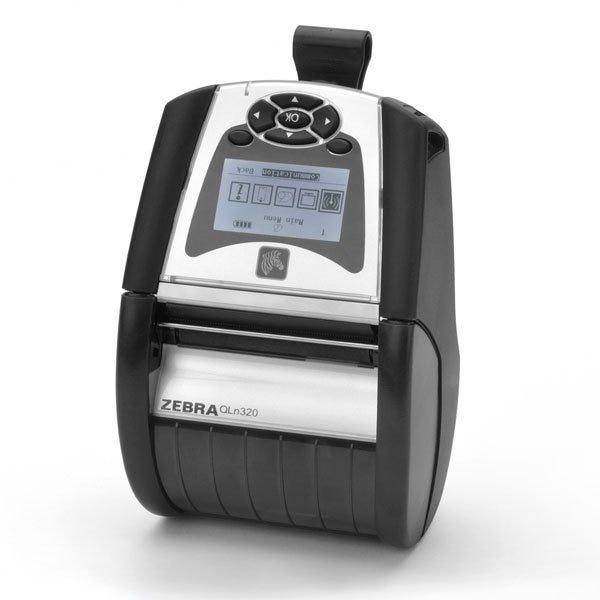 Zebra QLn 320 Mobile Printer QN3-AUNA0MB0-00