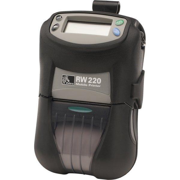 Zebra RW 220 Mobile Printer R2D-0UBA000N-00