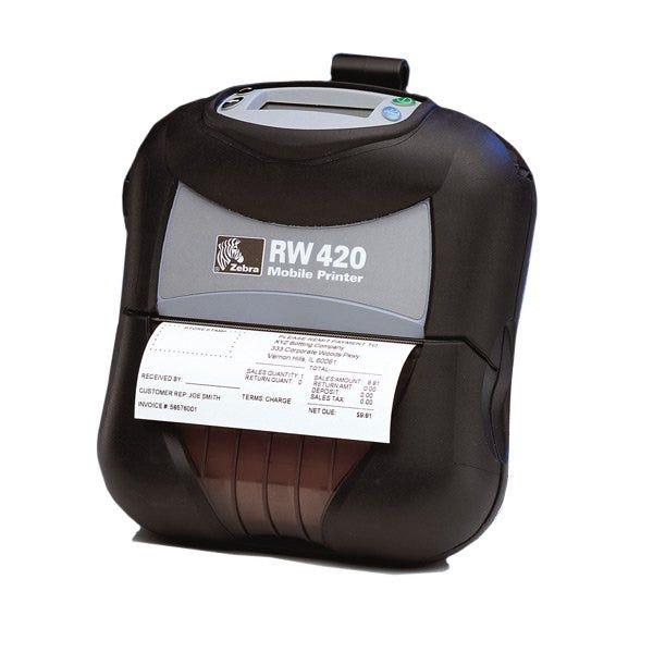 Zebra RW 420 Mobile Printer R4D-0UBA000N-00