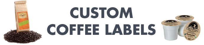 Custom Coffee Labels | LabelValue