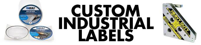 Custom Industrial Labels | LabelValue