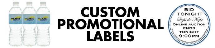 Custom Promotional Labels | LabelValue