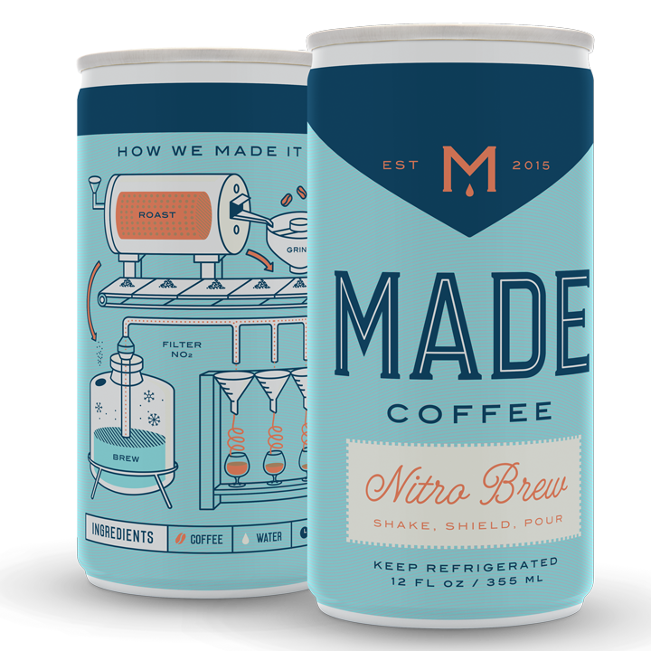 custom coffee labels