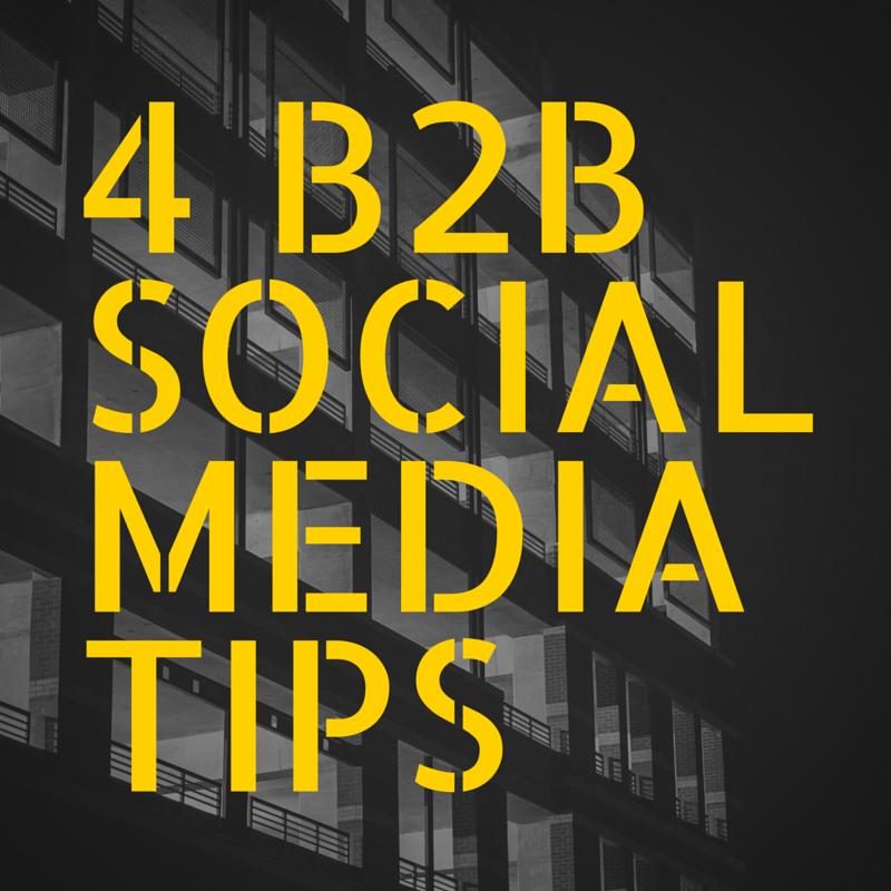 Social B2B Tips