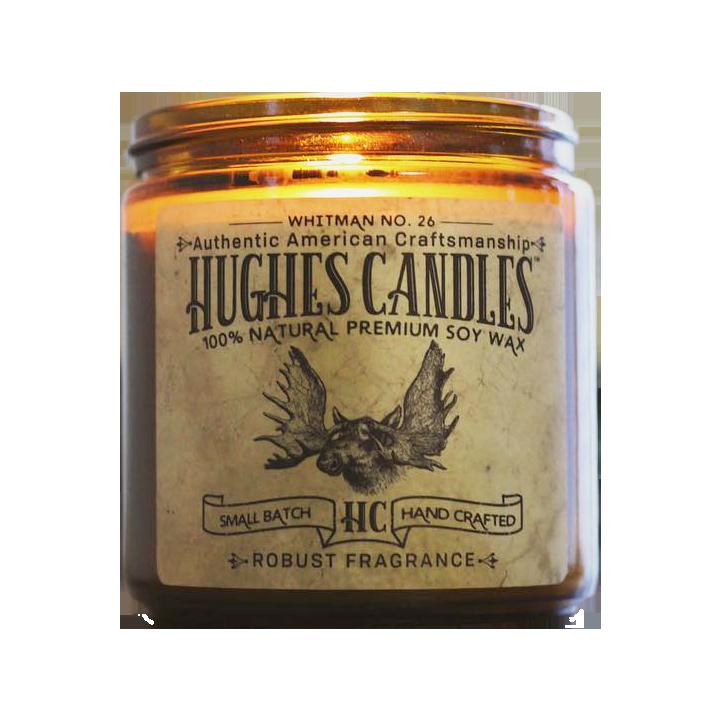 kraft candle labels