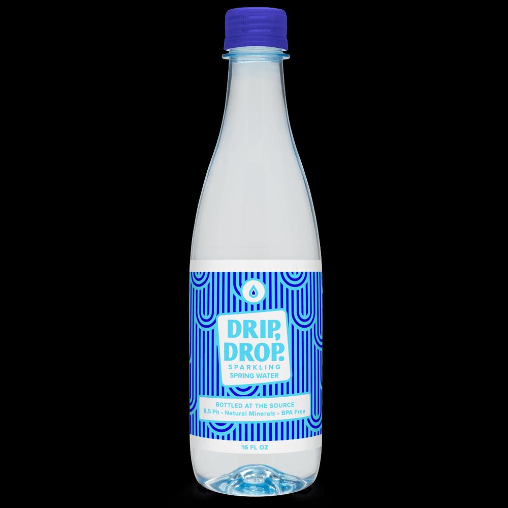 digitally printed water bottle labels