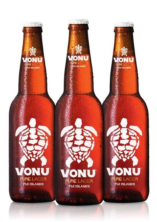 Classy Beer Label Design