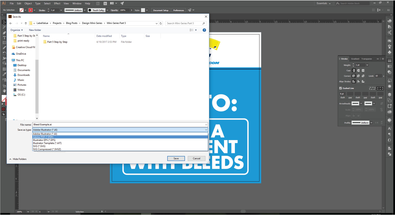 Align Tool Adobe Illustrator Step 11