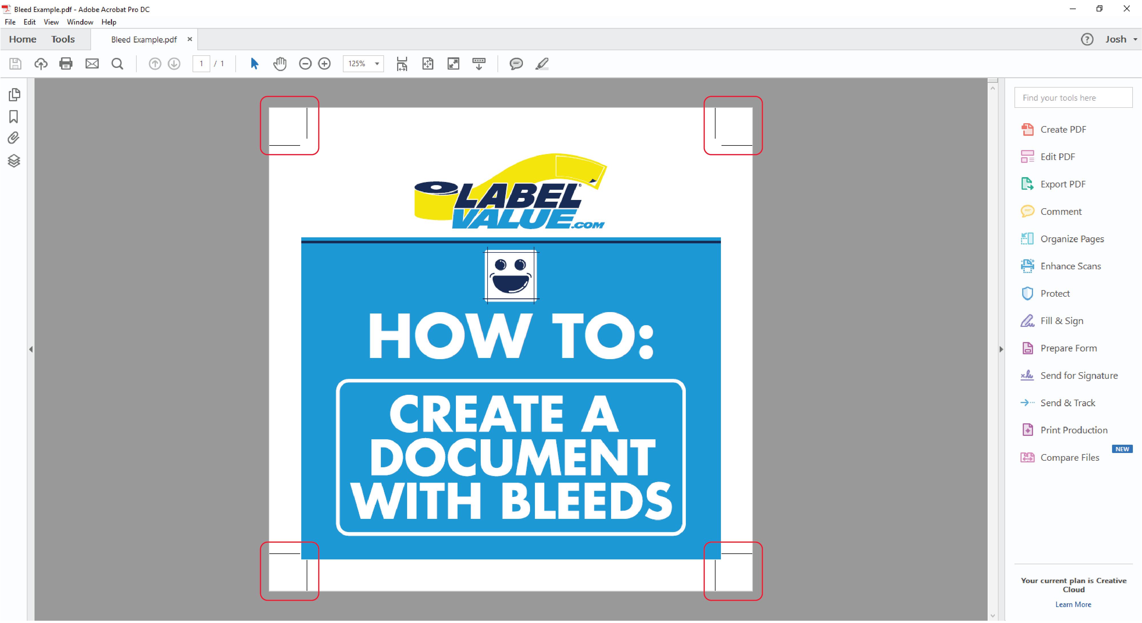 Align Tool Adobe Illustrator Step 16