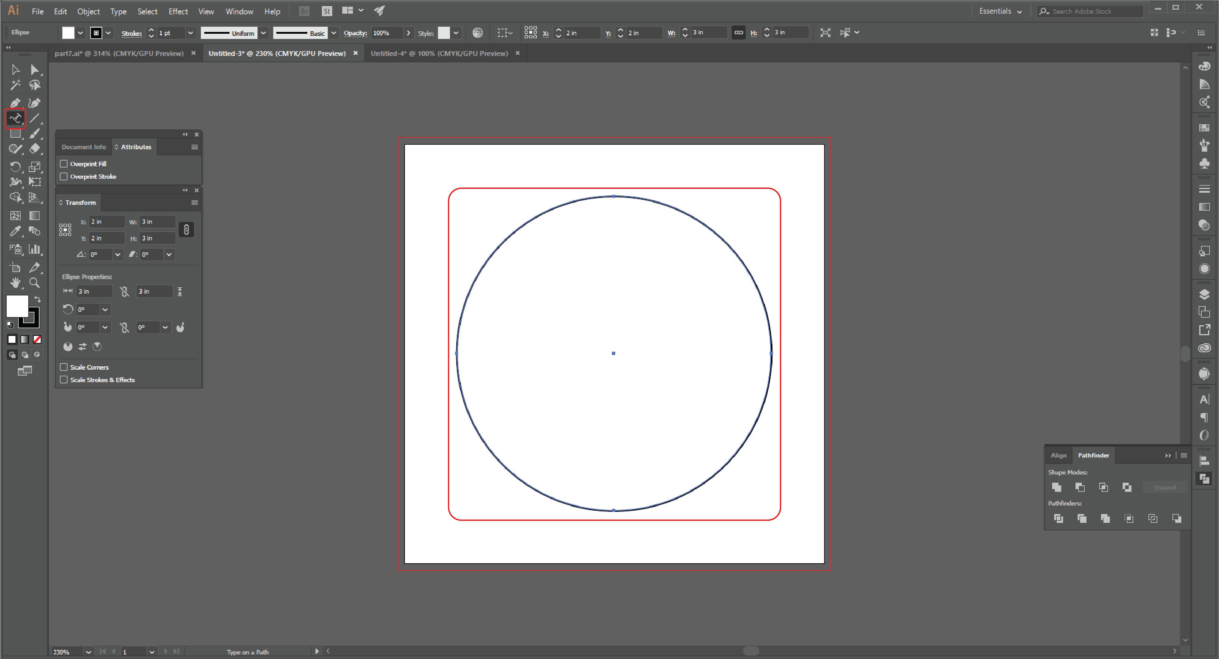 How to Type in a Circle Using the Path Tool in Adobe Illustrator  Step 11