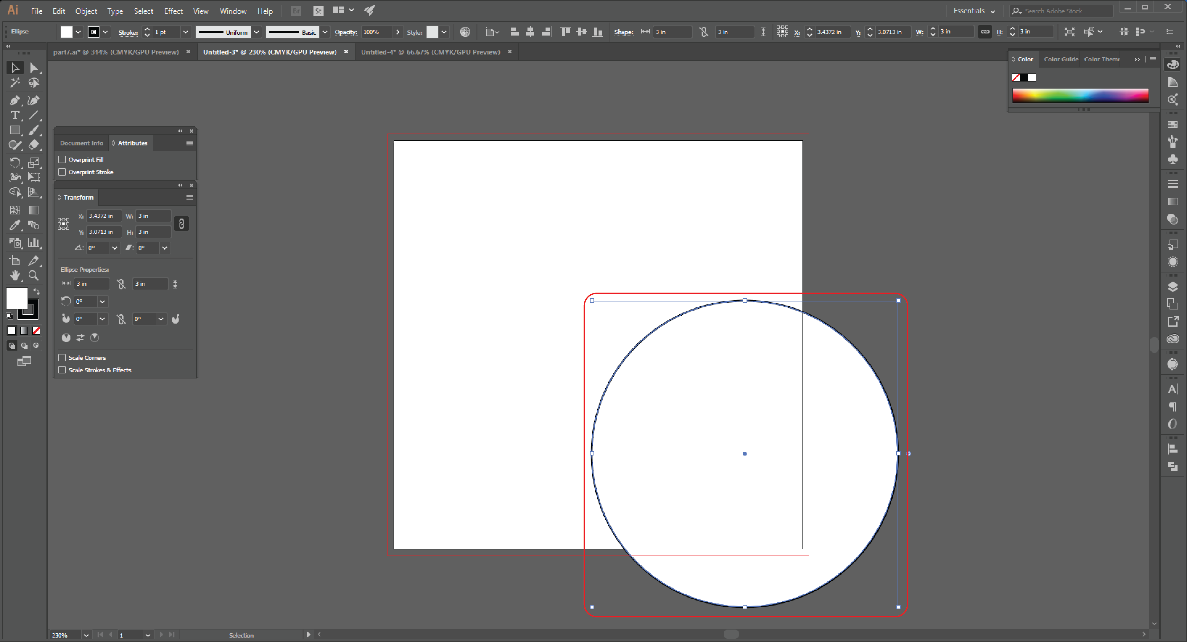 How to Type in a Circle Using the Path Tool in Adobe Illustrator  Step 6