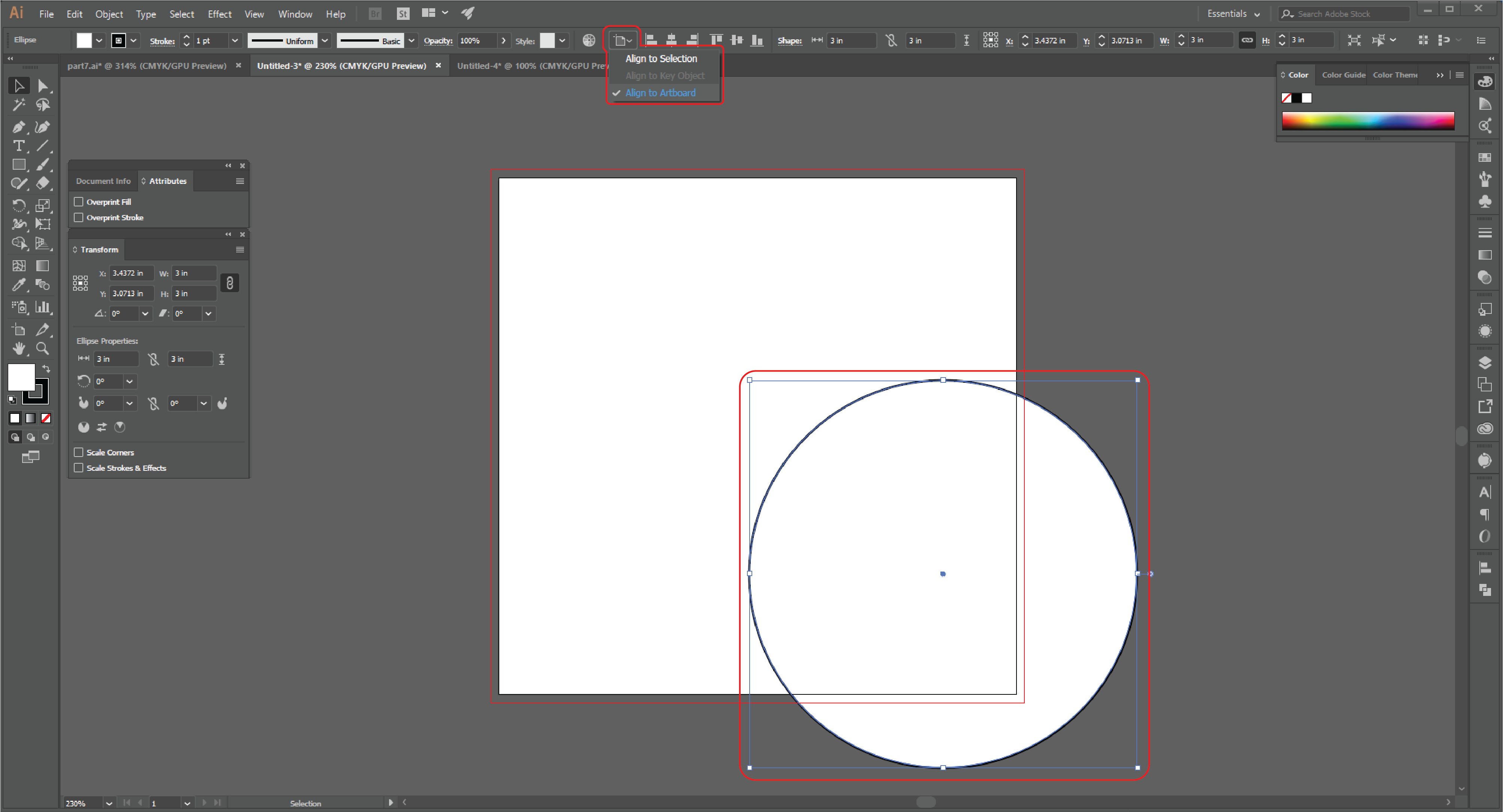 How to Type in a Circle Using the Path Tool in Adobe Illustrator  - 8