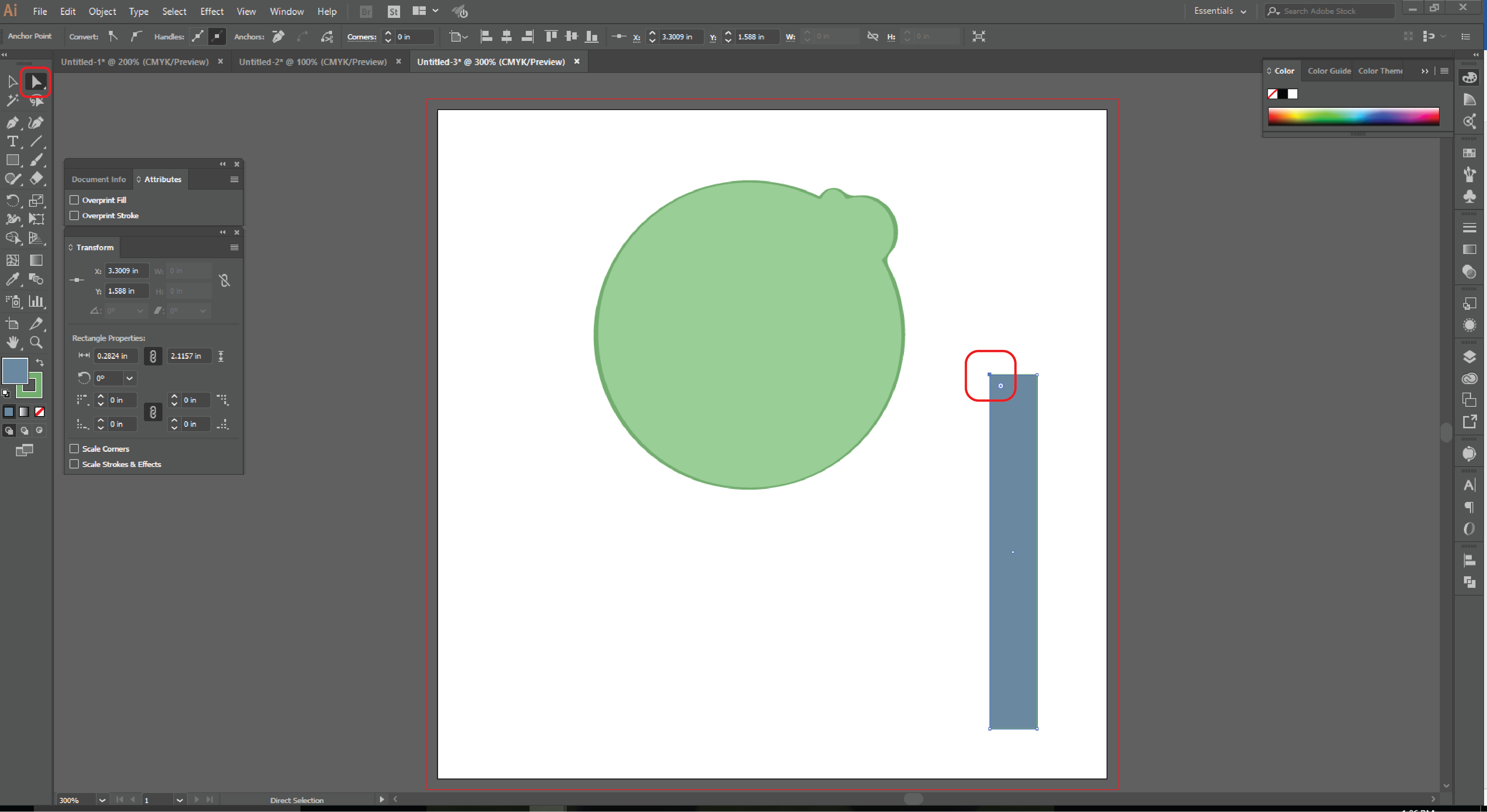 How to Use the Shape Builder Tool in Adobe Illustrato  Step 12
