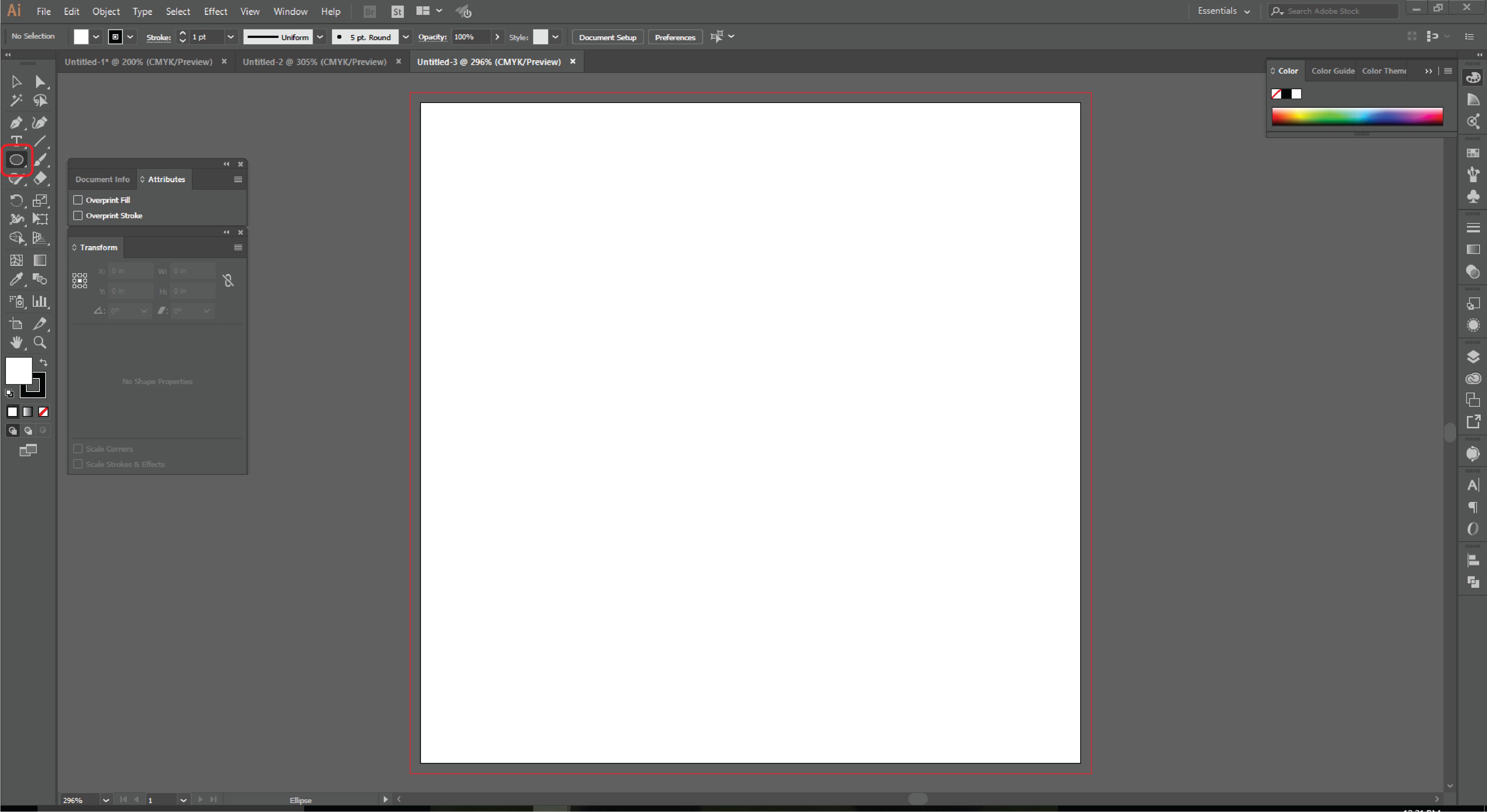 How to Use the Shape Builder Tool in Adobe Illustrator - 2