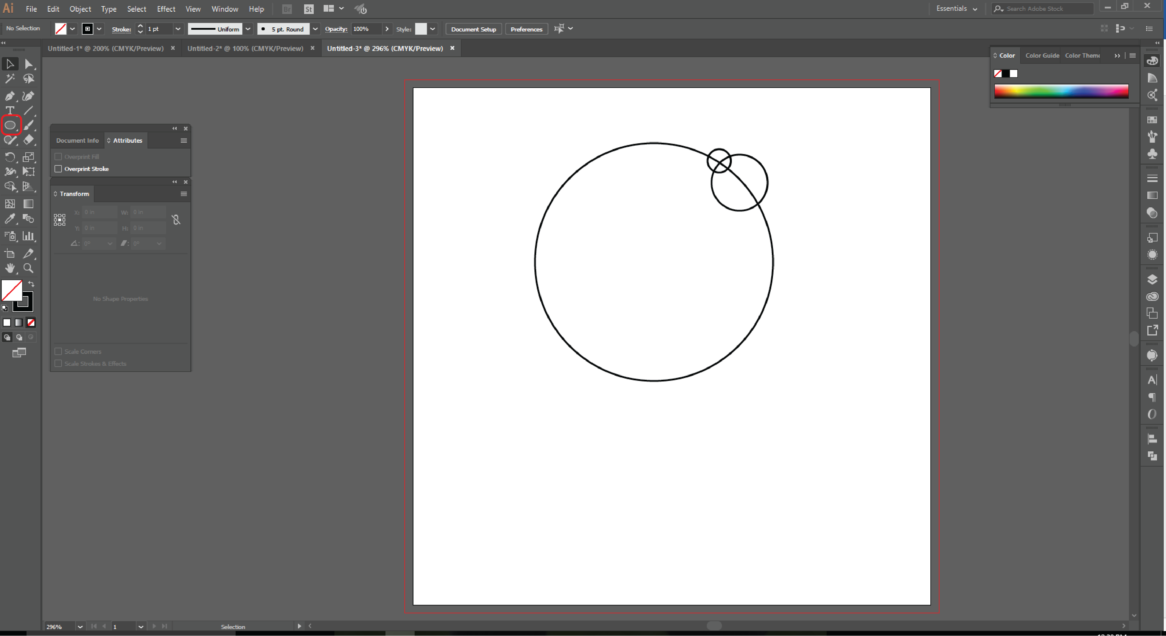 How to Use the Shape Builder Tool in Adobe Illustrator - 3