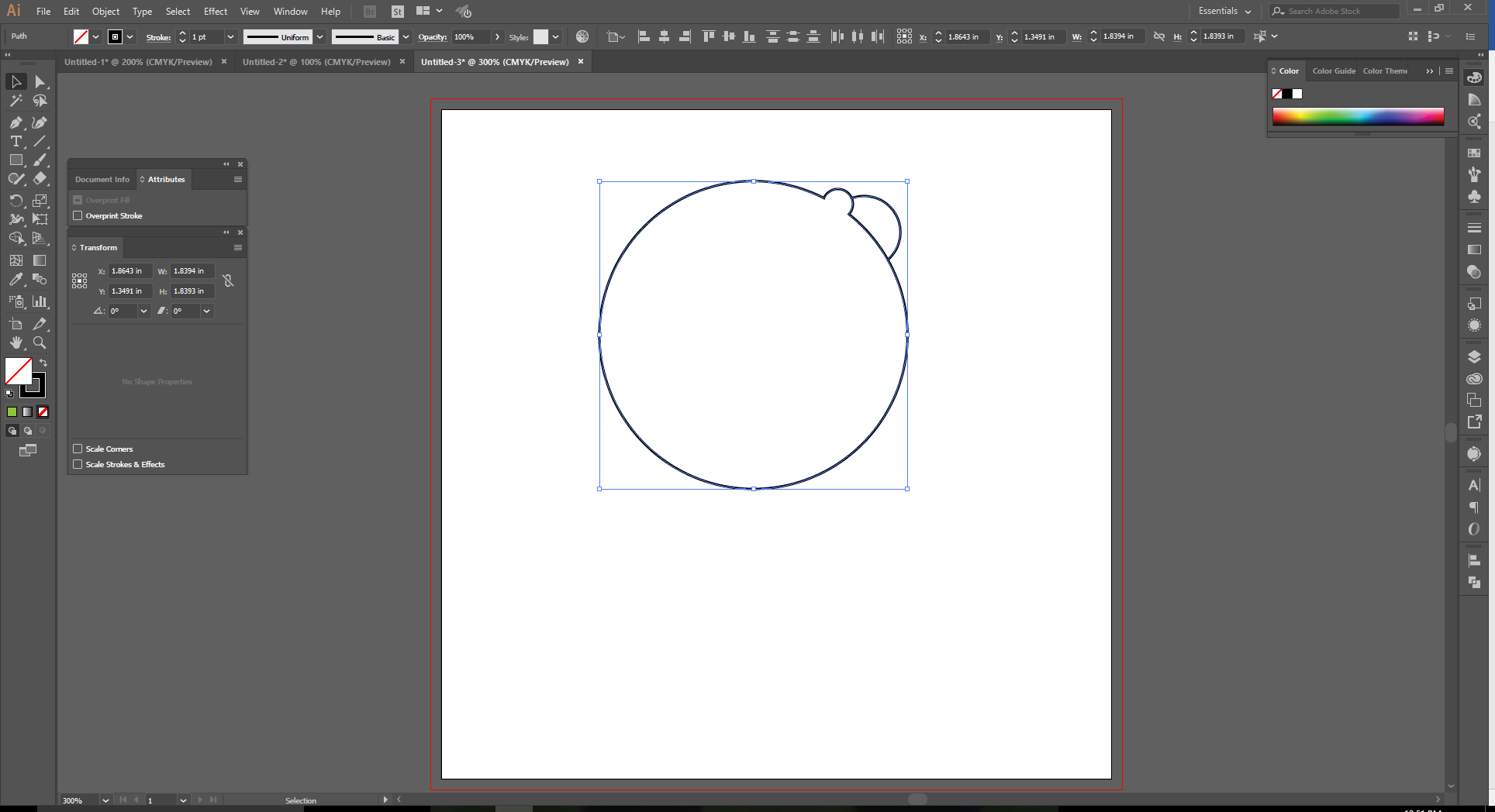 How to Use the Shape Builder Tool in Adobe Illustrator - 8