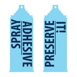 waterproof your label | supplies needed