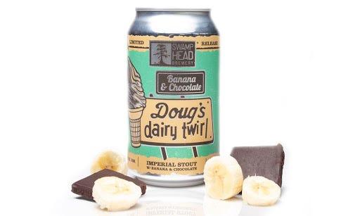Doug's dairy twirl can