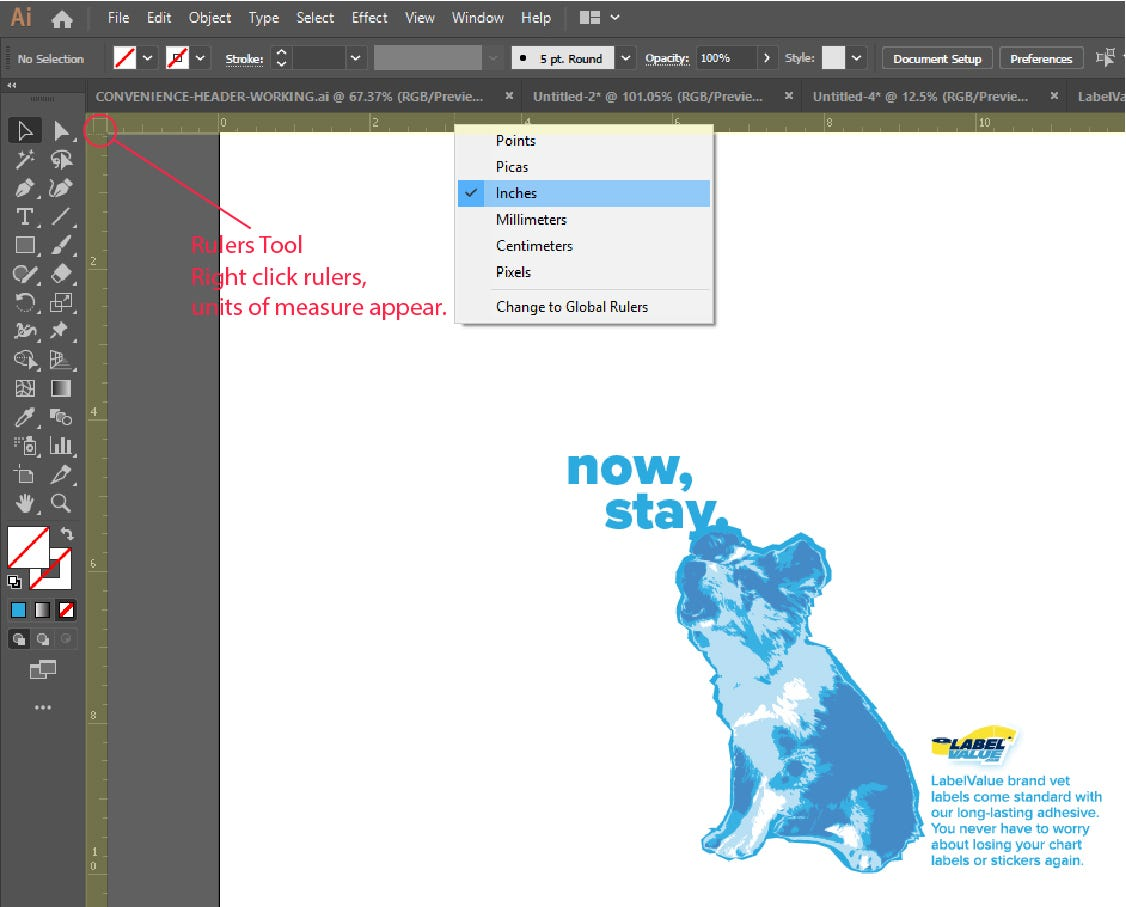 Step 1: How to Resize or Scale Object in Adobe Illustrator